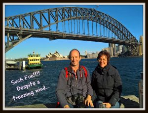 Lessons from Australia: What if it could be Fun?