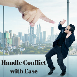 """""""Conflict!"""" – What's your reaction?"""