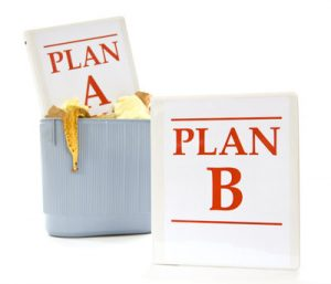Time For Plan B