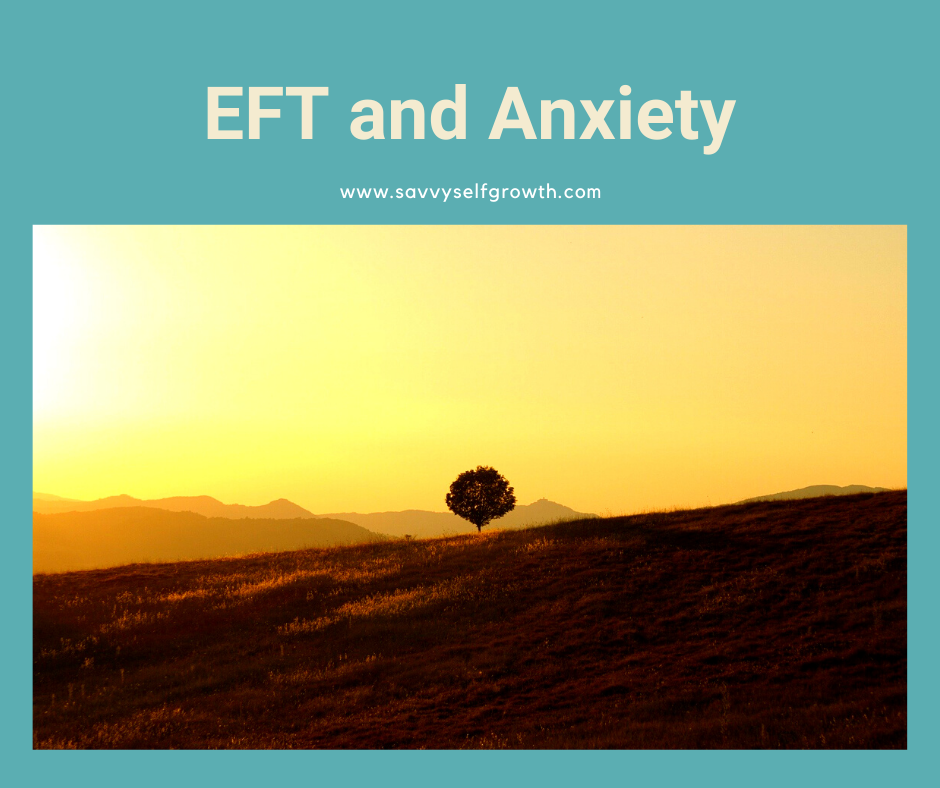 Can EFT Tapping Work for Anxiety?