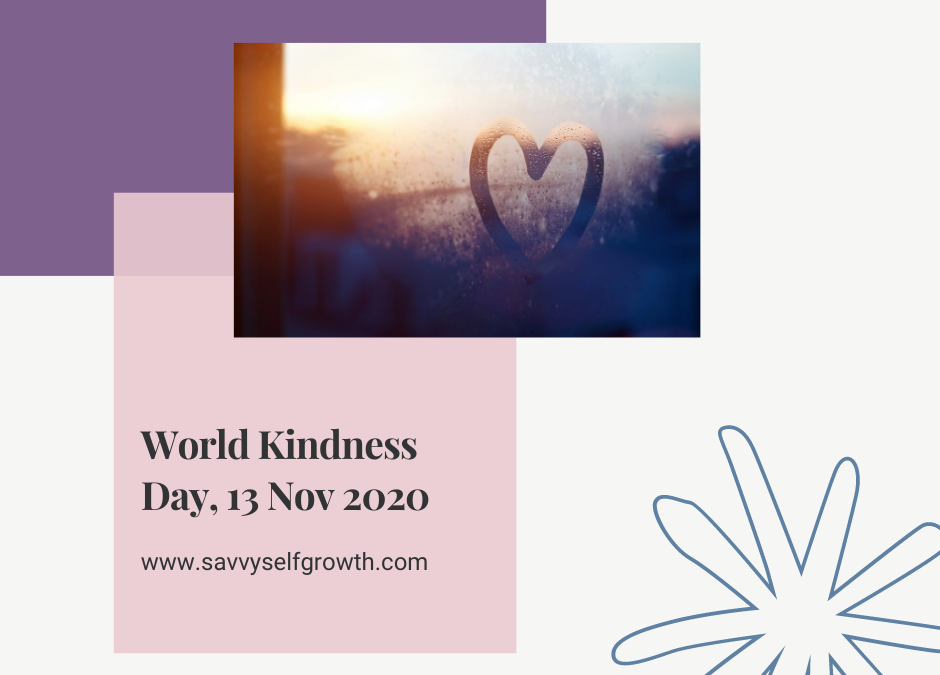 World Kindness Day, 13 November 2020