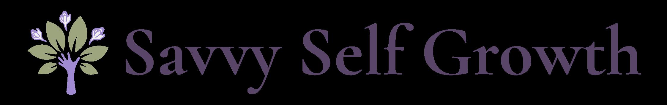 Savvy Self Growth